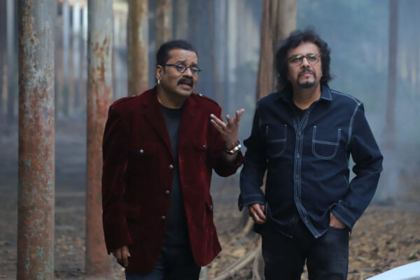 Hariharan and Bickram Ghosh exclusive on 9XM